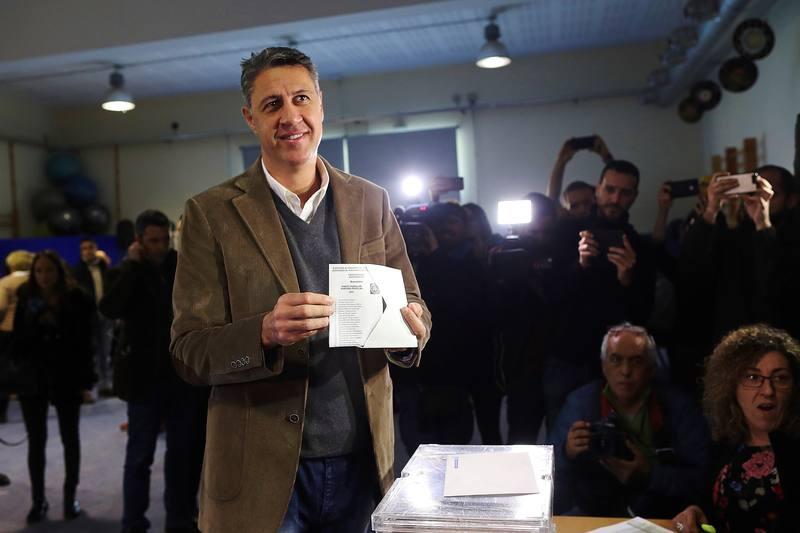 21-D: El PP se hunde con 3 escaños en su peor resultado histórico en Cataluña