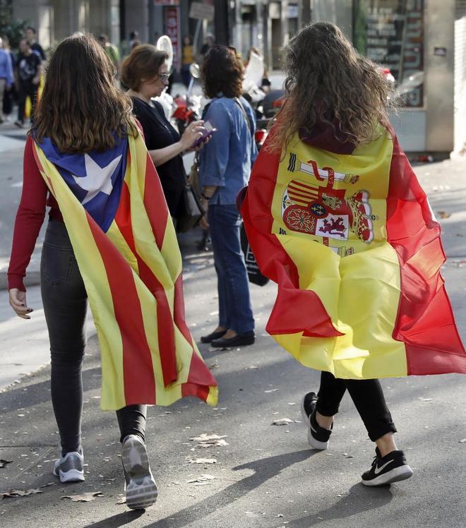 Más de 5 millones de catalanes llamados a las urnas mañana 21-D tras el Artículo 155