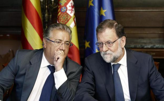 """Gobierno: Forcadell no puede ser presidenta del Parlamento de Cataluña según """"firmó ante el juez"""""""