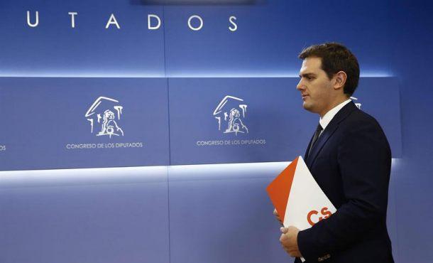 Rivera: Cs evitará que Puigdemont, Junqueras y Forcadell presidan el Parlamento o gobierno