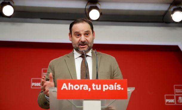 """El PSOE ve """"globalmente positivo"""" el mensaje del Rey contra el separatismo en """"Cataluña"""""""