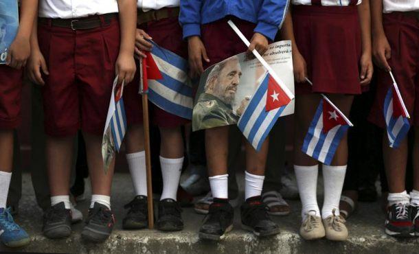 Cuba celebra el aniversario de su Revolución por primera vez sin Fidel Castro