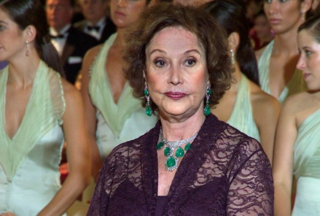 """Fallece Carmen Franco, la hija del caudillo español Franco, """"Dios se ha llevado a Man (d.e.p.)"""""""