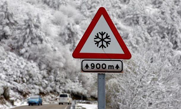 La nieve desaparece pero el frío persiste y pone en alerta a 24 provincias