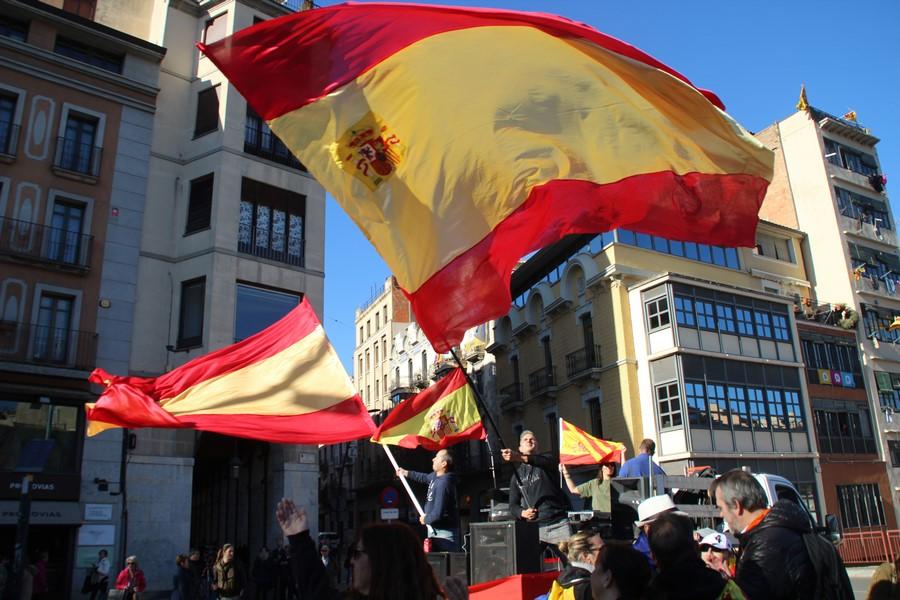 """Llaman a ir a la Plaza Urquinaona el 6-D para """"conmemorar"""" la Constitución Española"""