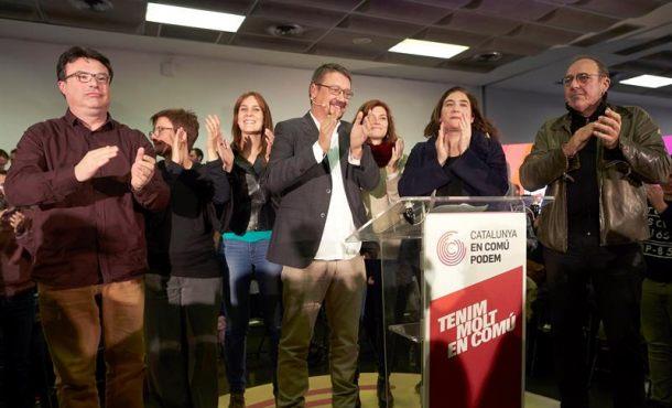 """Colau: """"El proceso separatista catalán se ha acabado, estoy radicalmente en contra de la DUI"""""""