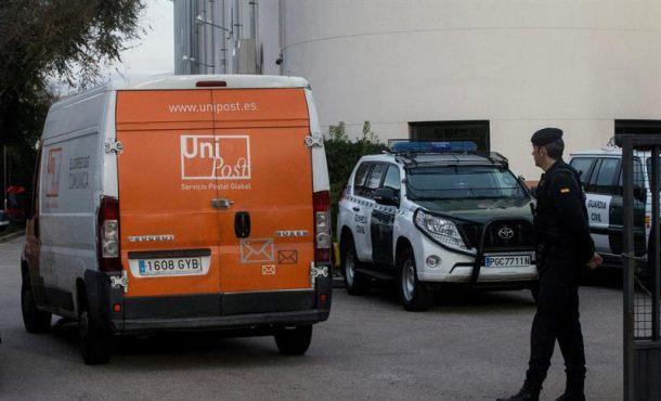 (Ampliación) La Guardia Civil detiene al director general de Unipost por el 1-O