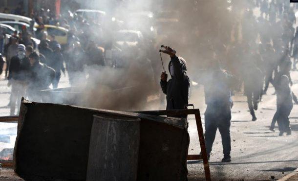 «Día de la Ira» islamista contra Trump por reconocer a Jerusalén se cobra muerto y heridos