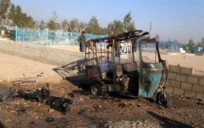 Cierre del año sangriento del Estado Islámico con una masacre en un funeral
