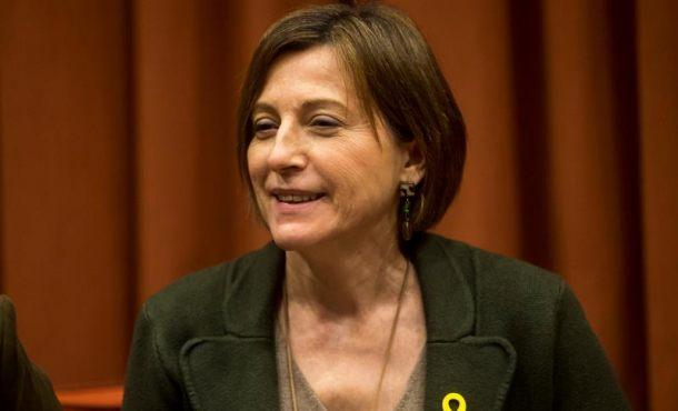 Forcadell y el Parlamento disuelto desafían a Rajoy y recurren el Artículo 155 en Cataluña