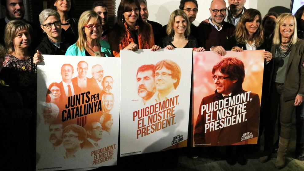"""Convergencia: """"No investir a Puigdemont"""" sería reconocer la legitimidad de España y Constitución"""