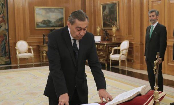 Julián Sánchez Melgar, nuevo fiscal General del Reino de España