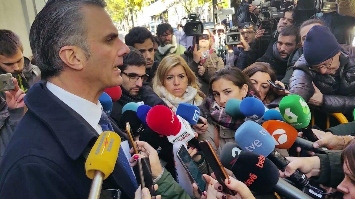 VOX, única Acusación Popular en el Tribunal Supremo en las causas contra el golpismo catalán
