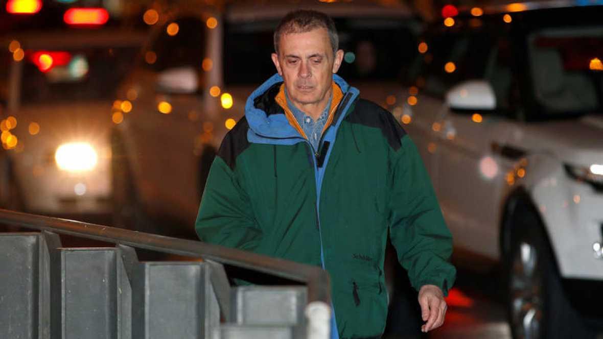 El corrupto separatista Jordi Pujol Ferrusola sale de la cárcel tras abonar la fianza