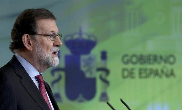Rajoy convoca la sesión constitutiva del Parlamento de Cataluña para el 17 de enero de 2018