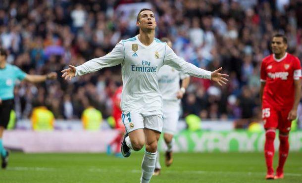 Real Madrid recupera su identidad con un acto majestuoso en el que atropelló al Sevilla 5-O