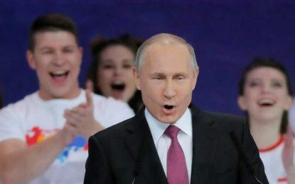 Putin anuncia su candidatura a la reelección