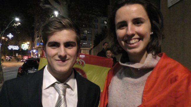 """Núria: Antes """"había un miedo"""" al separatismo y al 21-D """"somos mayoría, ¡Arriba España!"""""""