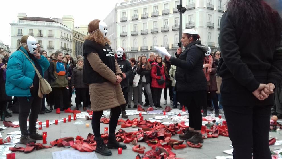Puesta en marcha el «Pacto de Estado contra la Violencia de Género»