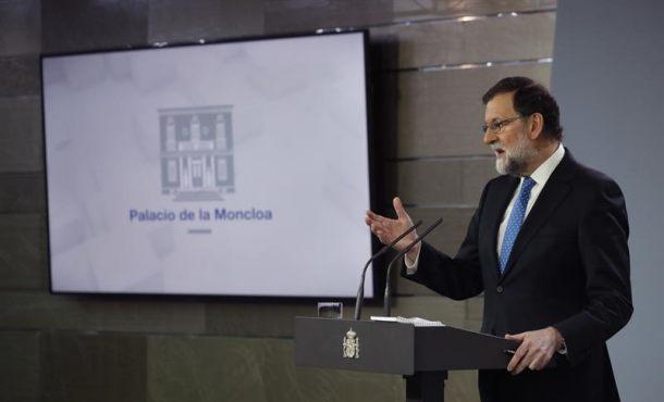 """Rajoy: """"No creo que nos hayan castigado al PP"""", Ciudadanos se ha llevado todos los """"votos"""""""