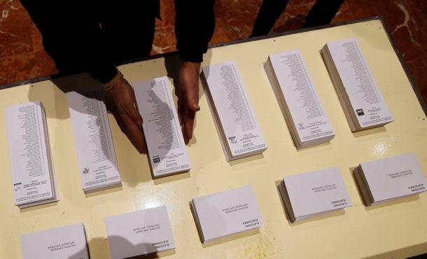 5.554.394 catalanes están llamados a votar hoy 21-D, a partir de las 9 H de la mañana