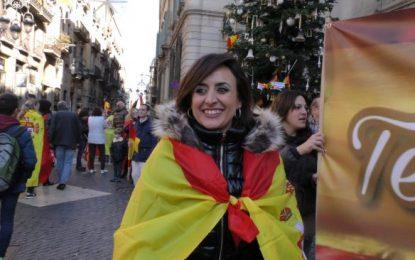 """Alicia: """"Nosotras no nos vamos a callar nunca más"""" en Cataluña, """"esto es el principio"""""""