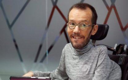 """""""Hay cañones disparándo a Pablo Iglesias"""""""