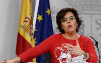 """Puigdemont fuera, """"es una buena noticia"""""""