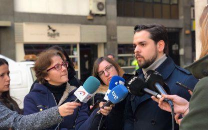 """Cs: Puigdemont, """"huido de la Justicia no puede ser presidente de la Generalidad"""""""