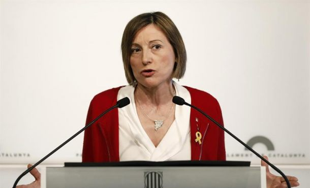 """La """"Forca"""" renuncia pero seguirá como diputada de ERC"""