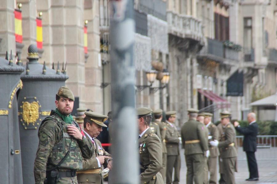 """El Ejército pide """"respeto a la legalidad"""" en Cataluña"""