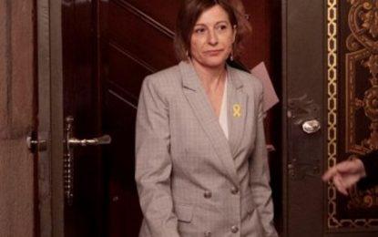 Forcadell, acusada de rebelión y en libertad condicional, optará a la presidencia del Parlamento