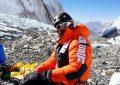 Alex Txikon alcanza el «Campo 2», a 6.500 m del Everest