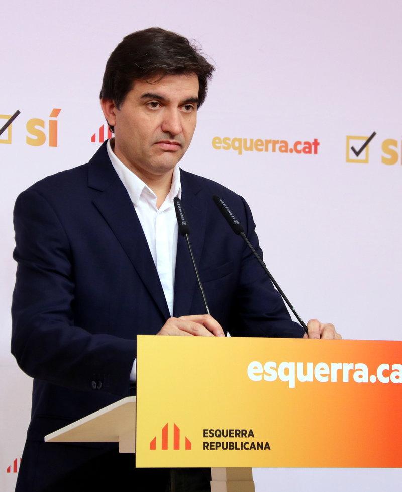 """ERC dice que quiere """"negociar"""" la Independencia con el PP para acabar con España"""