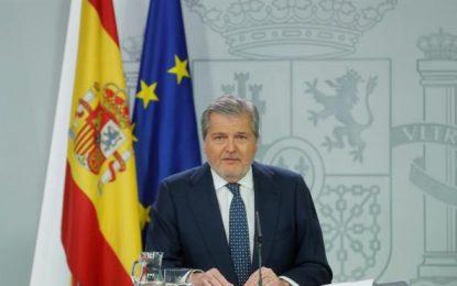 """Rajoy recurrirá """"inmediatamente"""" la investidura de Puigdemont"""
