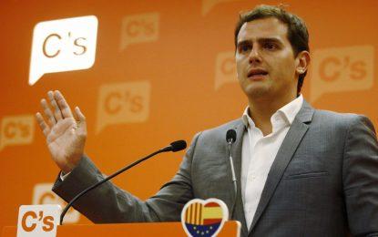 """Rivera: Al separatismo """"hay que ganarle"""""""