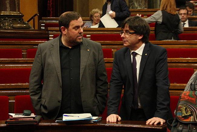 Letrado del Parlamento de Cataluña: La investidura por internet es ilegal