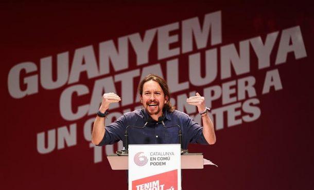 Podemos quiere escapar de su fiasco en Cataluña
