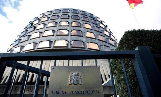 El TC suspende la Transición hacia la República del fascismo en Cataluña