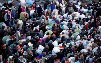 """Marroquíes hicieron """"mucho daño"""" a Policías y Guardias Civiles en Tarajal (Ceuta)"""