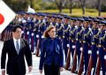 """Defensa desde Japón: """"La cuestión de la seguridad es hoy una cuestión global"""""""