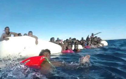 Mueren inmigrantes frente a las costas de Libia