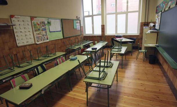 Profesores con ninguna autoridad en las aulas en España