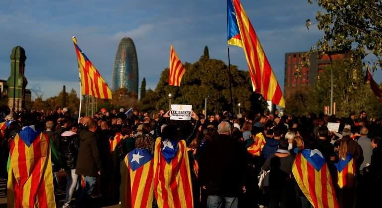 """Los """"Jordis"""" gastaron 1,5 millones € de españoles en proceso hispanófobo de la República"""