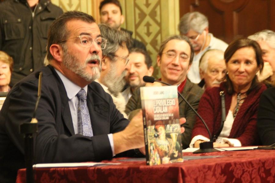 «El Privilegio Catalán, 300 años del negocio de la Burguesía Catalana»