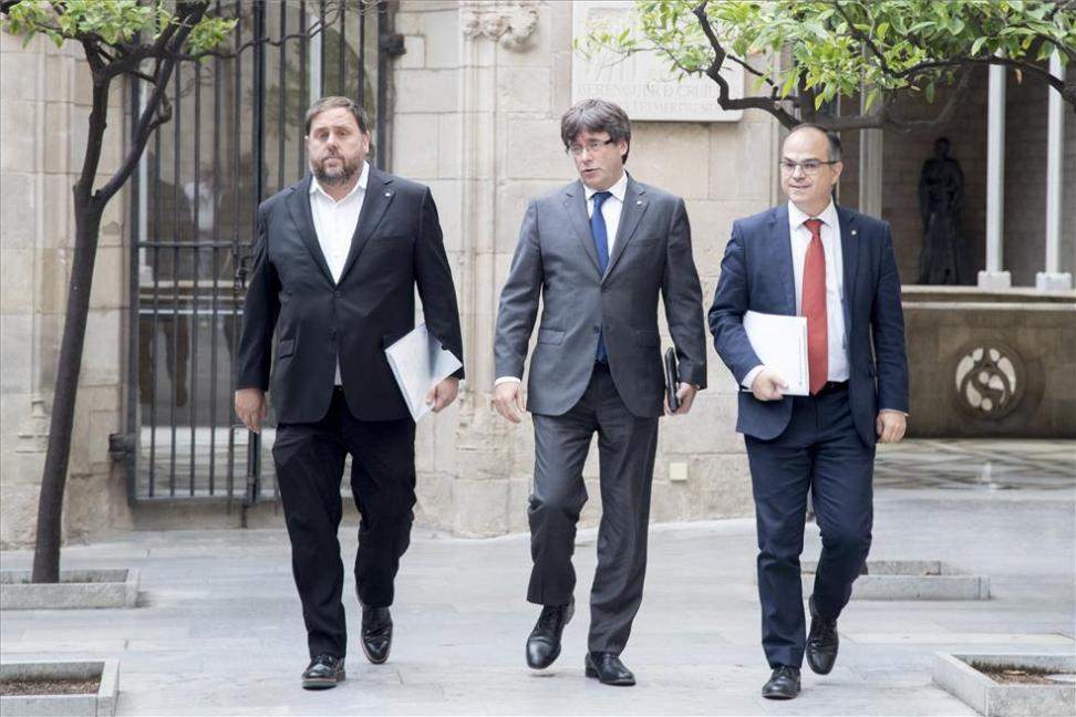 "El «feixisme català» pagó ""todo"" su ""1-O con dinero del Fondo de Liquidez Autonómica"""
