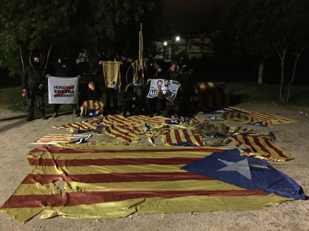 """VOX condena la persecución de los Mozos contra los que luchan contra la """"dictadura"""""""