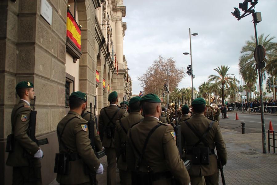 Unidades militares del Ejército llegarán el 27-F a Tarragona (Cataluña)