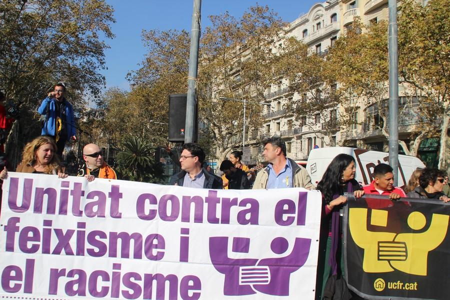 """Condenada, «Unidad Contra el Fascismo y Racismo» a 18 meses por agresión """"racista"""""""