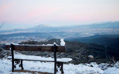 Frío y nevadas en Cataluña y resto de España